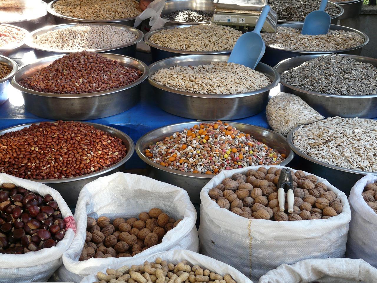 аллергия на орехи и семена