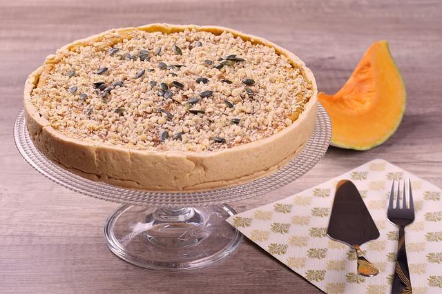 Тыквенно-яблочный кекс без глютена, яиц и сахара - рецепт пошаговый с фото